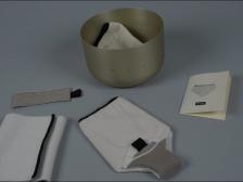 Protective Underwear. Julia Veldhuijzen van Zanten. Winnaar New Material Award 2014.
